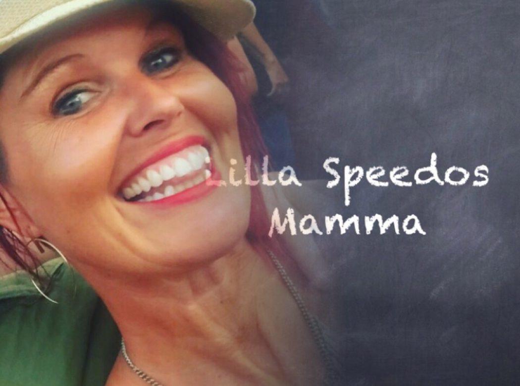 Lilla Speedos Mamma
